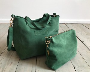 Nordic Basket Hardy Mini Green Pastel Plus