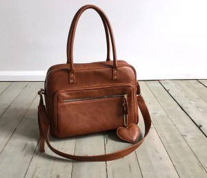 Comfy Leather Bag Ranch
