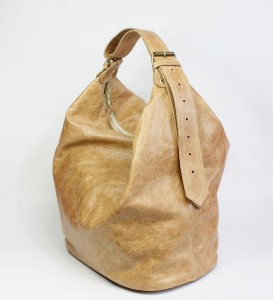 New Hobo Sand Leather
