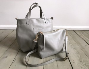 Nordic Basket Hardy Mini Light Grey Plus Ready to Go!